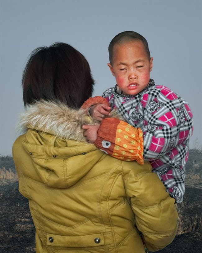 EMERGING TALENT JURY WINNER: Rongguo Gao - 'Mother and Child'