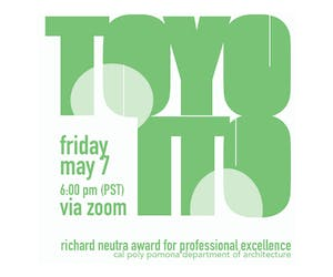 Richard Neutra Award for Professional Excellence - Toyo Ito