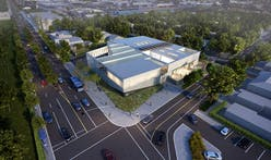 Grimshaw unveils design for new Santa Monica College arts complex