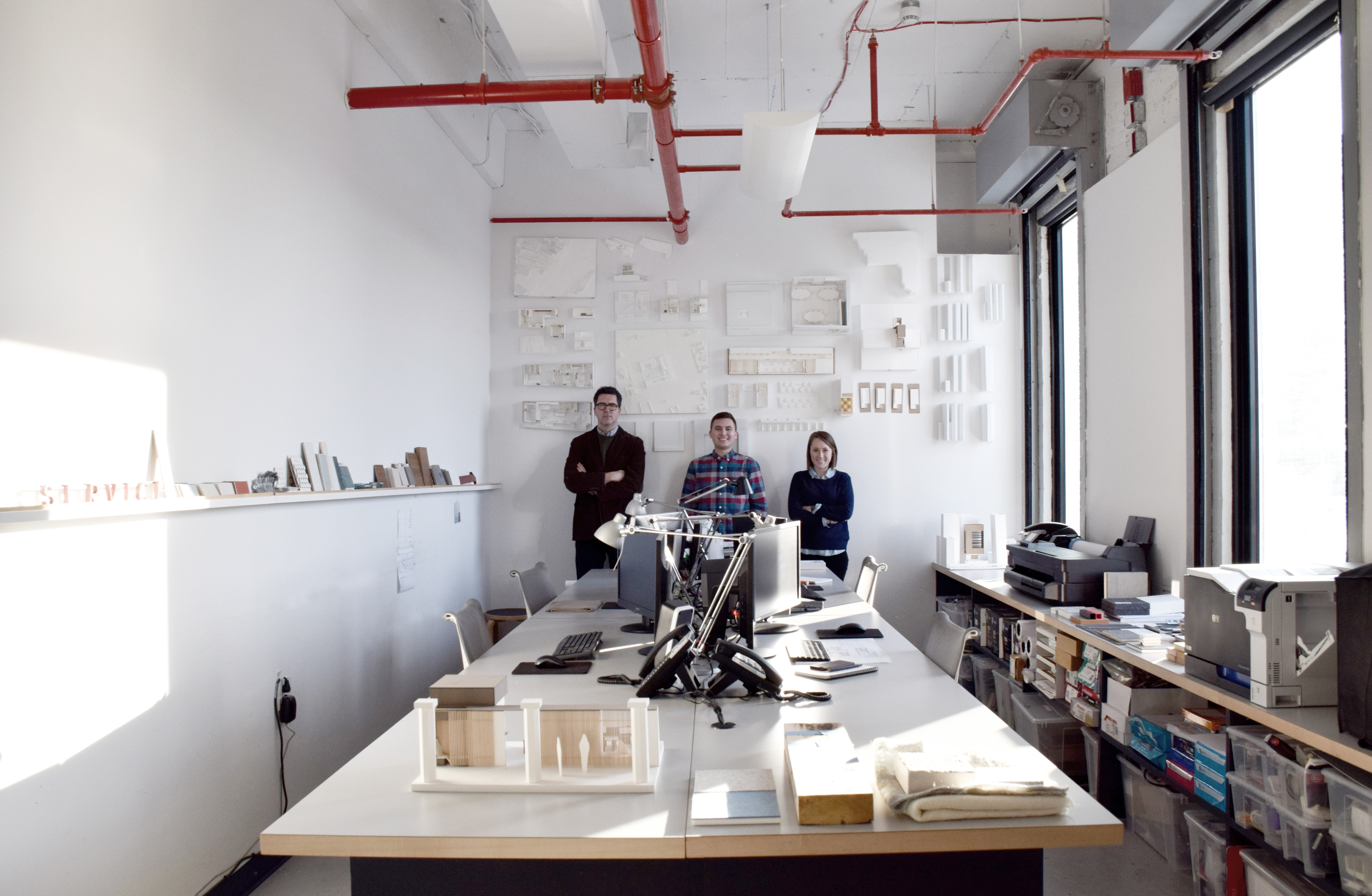 Captivating The Studio Modh Team. Image Via Studio Modh