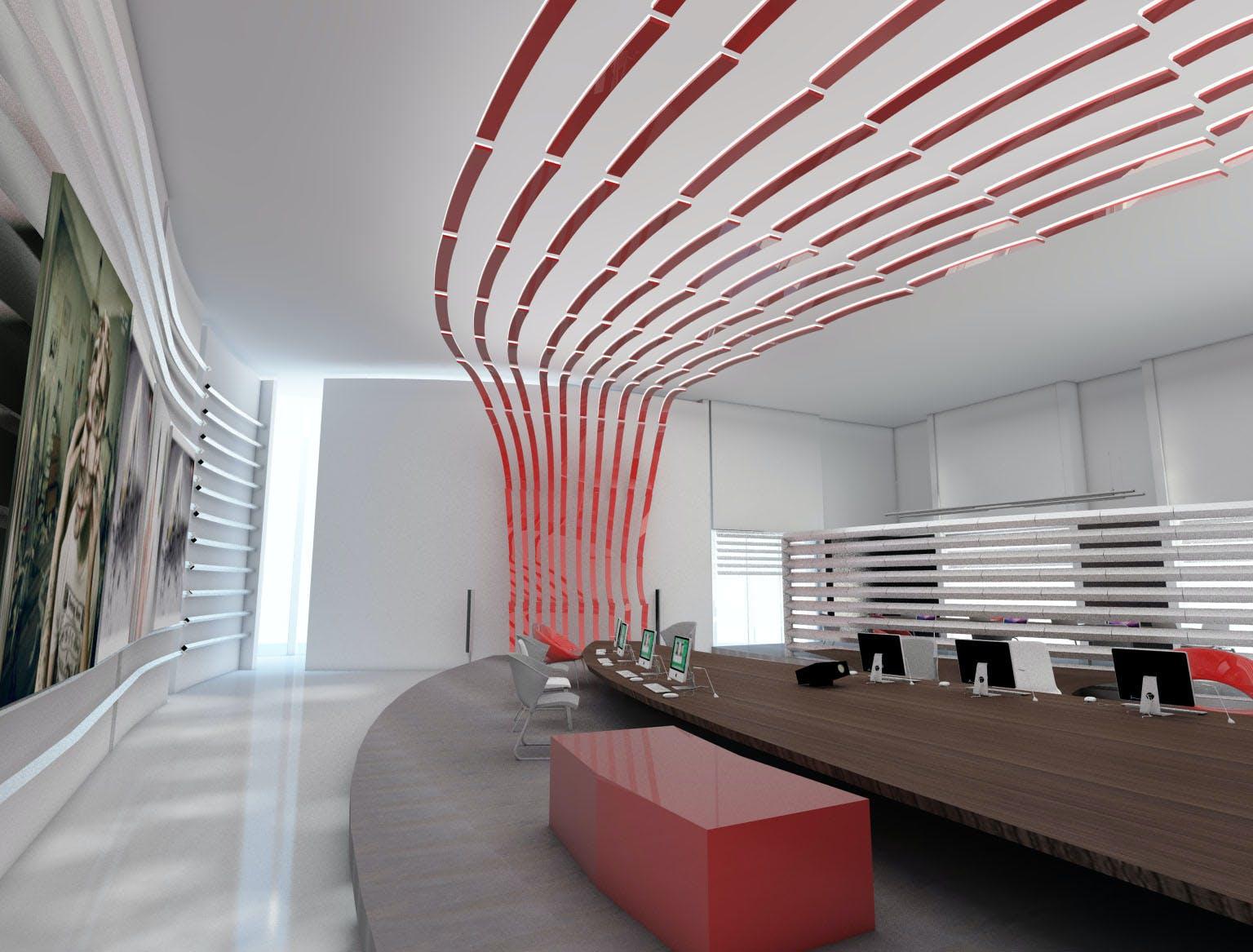 ad agency batikan gunday archinect. Black Bedroom Furniture Sets. Home Design Ideas
