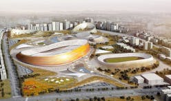 LAVA + Designsport + JDAW to Design 60,000 Seat Stadium in Ethiopia