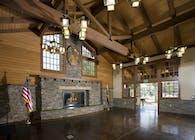 Little Bear Lodge at Camp Little Bear Park