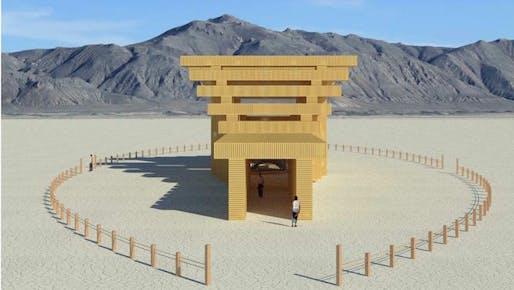 Photo via Burning Man.