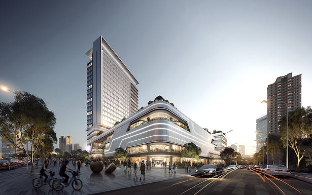 Populus X, A New Epicentre of Pinghu