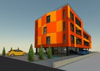 Hotel-Residencial Building
