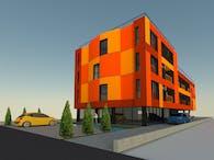 Remera Hotel-Residencial Building