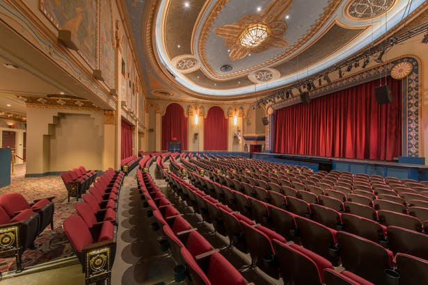 Civic Theatre of Allentown (image © Aislinn Weidele courtesy of Mills + Schnoering Architects)