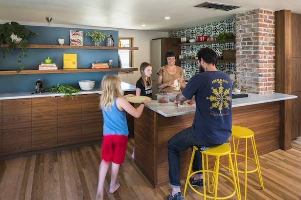 Albaeck Kitchen Remodel (Image: Andrew Pogue)