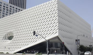 Is it a Museum? An Up Close and Personal Review of Diller Scofidio + Renfro's Broad Museum