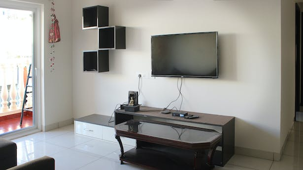 3 Bhk Apartment Prestige Boulevard Whitefield Bangalore Scaleinch Interiors Banglore Archinect