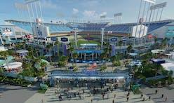 Dodger Stadium gets a $100-million makeover