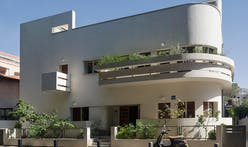 How did Tel Aviv become the site of so many Bauhaus buildings?
