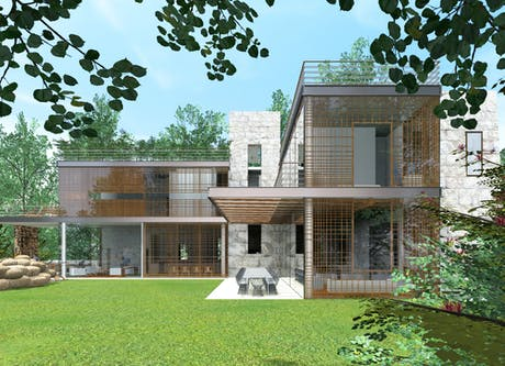house 14 - exterior