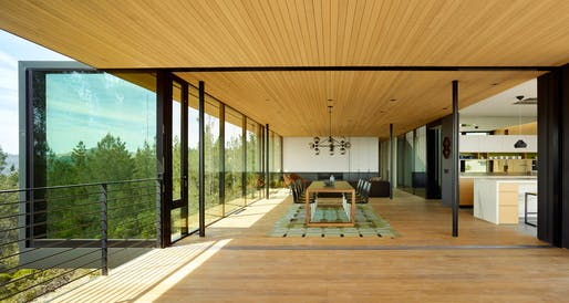 Architecture - Honor: Glen Ellen Aerie by Aidlin Darling Design. Photo: Matthew Millman.