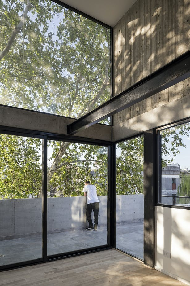 Urban Style 2 - F2M Arquitectos Photo: Fernando Schapochnik