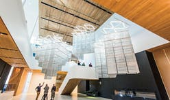 Canadian-based architecture firm KPMB Architects showcase how architects design for art