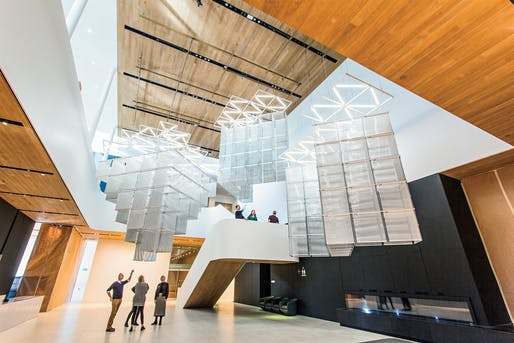 Remai Modern interior. Image by StudioDPhotography