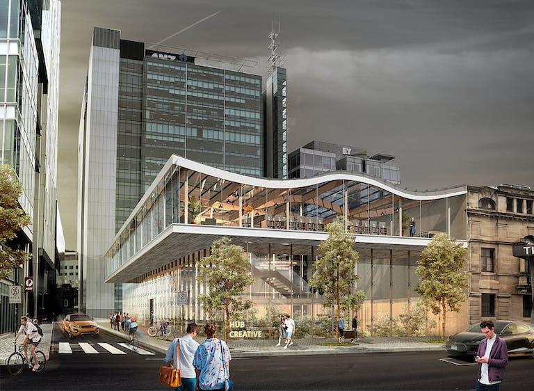 The winning ideas of the Adelaide Creative Community Hub