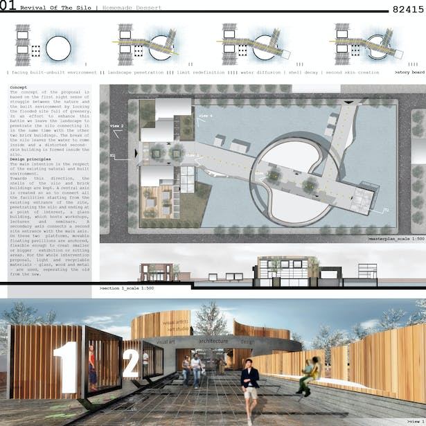 The Revival of the Silo' competition >2nd Project >board01