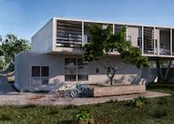 Solar Student House