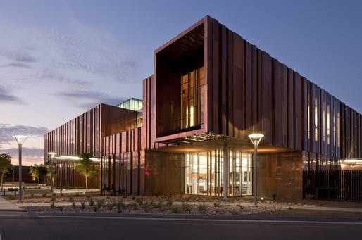 South Mountain Community Library by richärd+bauer architecture. Photo: richärd+bauer architecture.