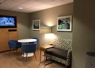 Memorial Sloan Kettering Cancer Center Family Lounge