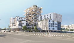 France requires new public buildings to contain at least 50% wood
