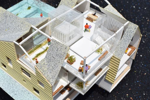 Model. Image courtesy of BRANDT: HAFERD.