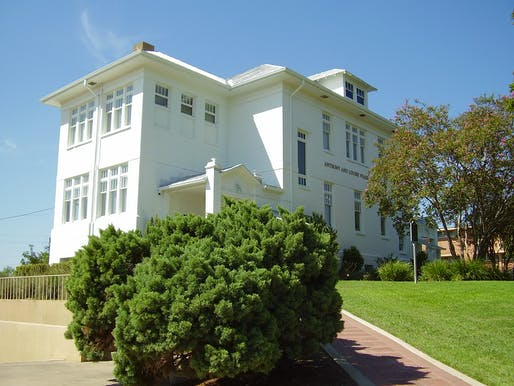 Huston-Tillotson University, a recipient of a grant from the African American Cultural Heritage Action Fund. Image: WhisperToMe/Wikimedia Commons