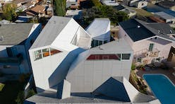 FreelandBuck completes Second House, a knotty little home in Culver City