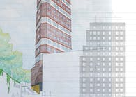 Proposed Bushwick Tower, location undisclosed
