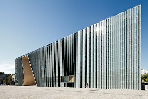 Museum of the History of Polish Jews wins first Finlandia Prize. Photo by Pawel Paniczko