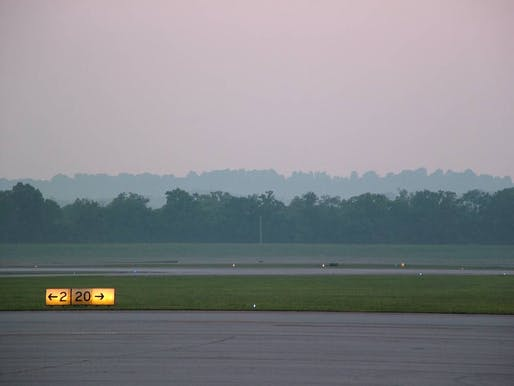 View of the Chattanooga Metropolitan Airport. Image courtesy of Wikimedia user Wmah1998.