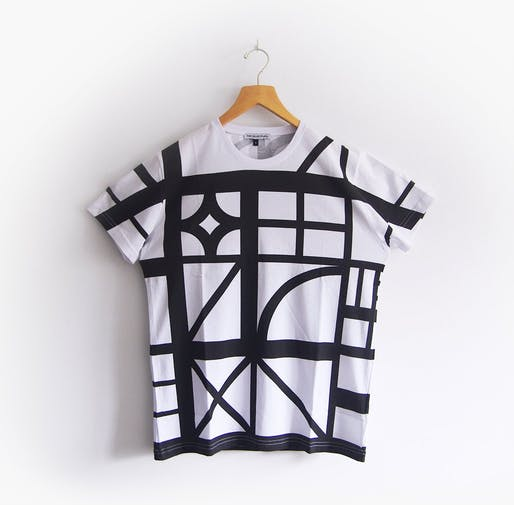 Half-Timber T-Shirt, designed by Sam Jacob