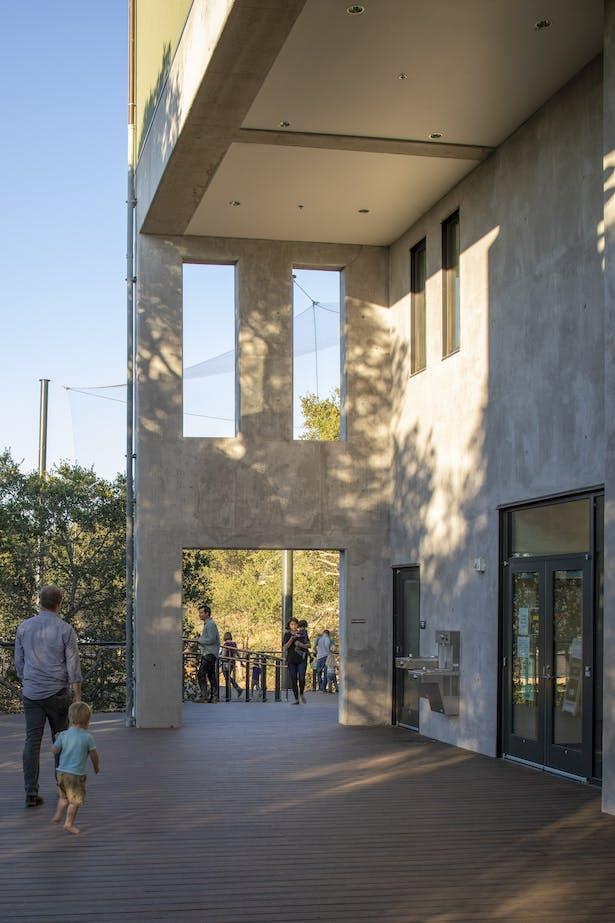 California trail at the oakland zoo noll tam - Oakland community college interior design ...