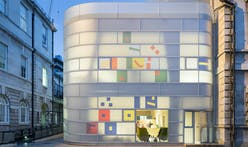 Steven Holl Architects' Maggie's Centre at Barts is now open