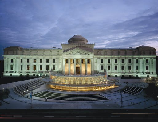 "<a href=""https://archinect.com/ennead/project/brooklyn-museum"">Brooklyn Museum</a> in Brooklyn, NY by <a href=""https://archinect.com/ennead"">Ennead Architects</a>"