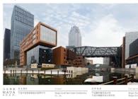 Ningbo Yinzhou CBD 宁波南部核心商务区