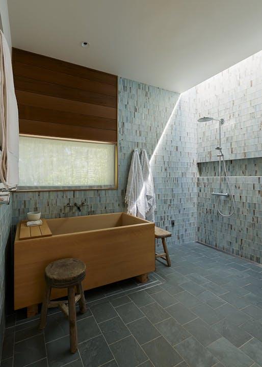 "<a href=""https://archinect.com/SHED/project/haiku-house"">Haiku House</a> in Tiburon, CA by <a href=""https://archinect.com/SHED"">SHED Architecture & Design</a>; Photo: Joe Fletcher, Mark Woods"