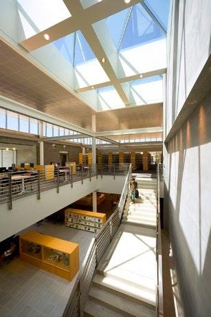 Santiago Canyon College Library