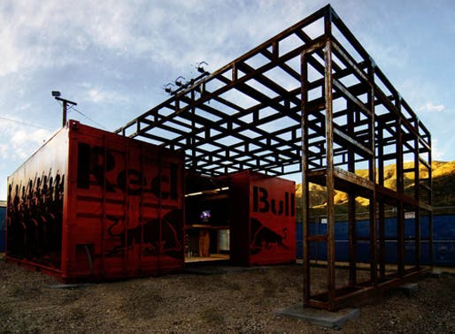 Red Bull FMX Digital Lounge - DeMaria Design Assoc.