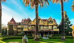 You can take a virtual tour of the Winchester Mystery House while stuck at home