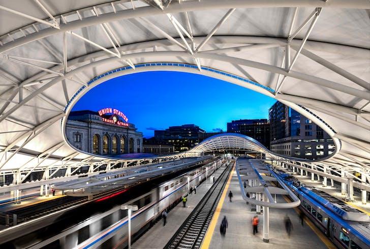 Denver Union Station. Photo courtesy SOM / © Magda Biernat.