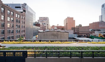 "Diller Scofidio + Renfro present ""The Mile-Long Opera"" along the High Line this fall"