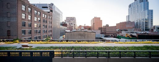 The High Line will host 'The Mile-Long Opera' public performance. Image: Iwan Baan.