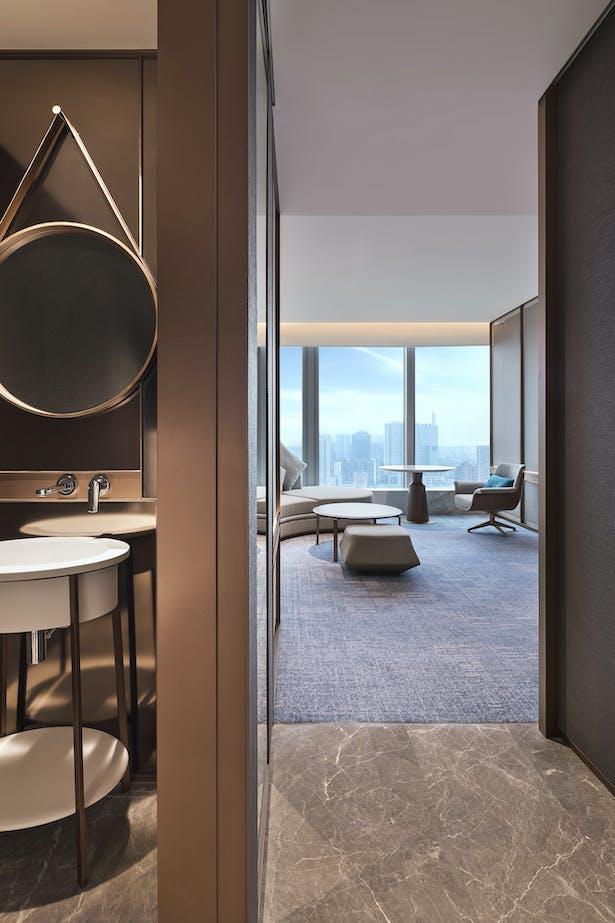 Kempinski Hotel Nanjing(YANG & Associates Group)