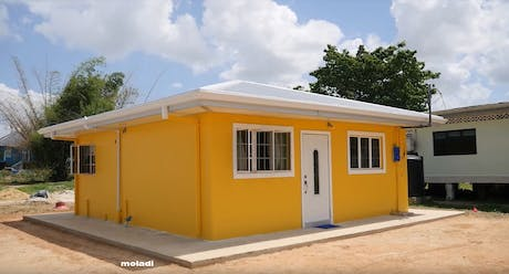 Low Cost Housing - Trinidad
