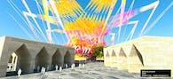 Desert City | Hydro Museum | Conceptual Project