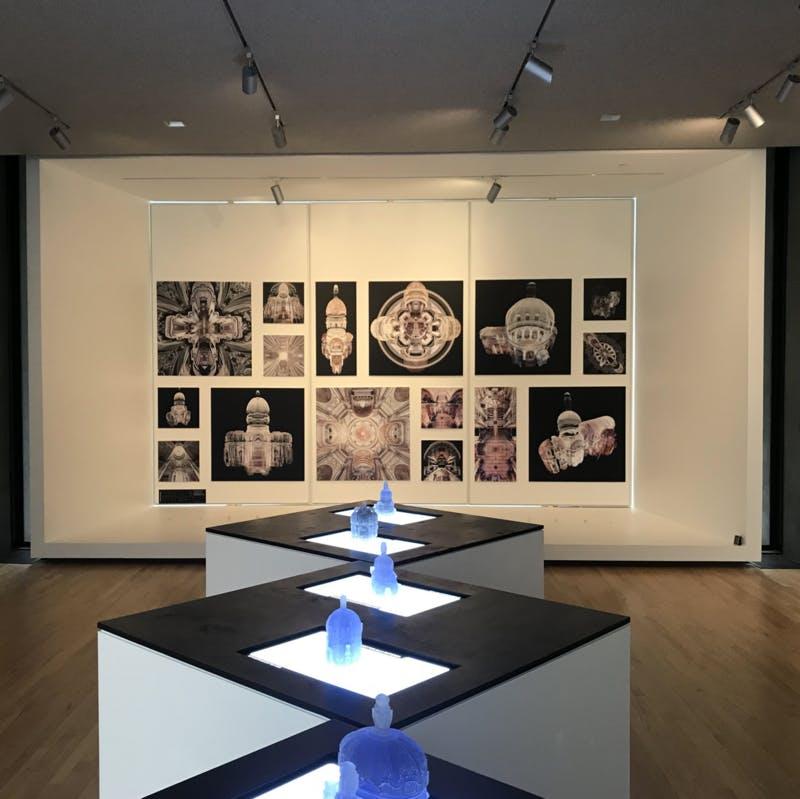 Andrew Saunders' Baroque Topologies At University Of Arkansas Interesting Interior Design Schools In Pennsylvania Collection